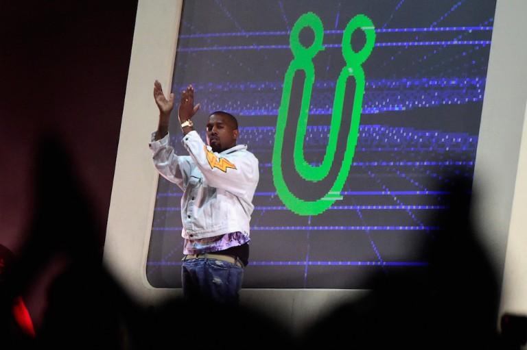 Kanye West Round and Round