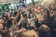 SPIN at Lollapalooza 2016: Day 1 at Toyota Music Den with Sunflower Bean, Pinegrove and More