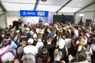 SPIN at Lollapalooza 2016: Day 3 at Toyota Music Den with the Front Bottoms, the Joy Formidable, and More
