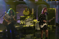 Bleached Play America a 'Wednesday Night Melody' on 'Seth Meyers'