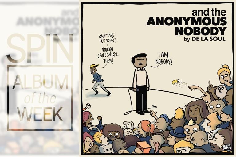 De La Soul, 'and the Anonymous Nobody...'