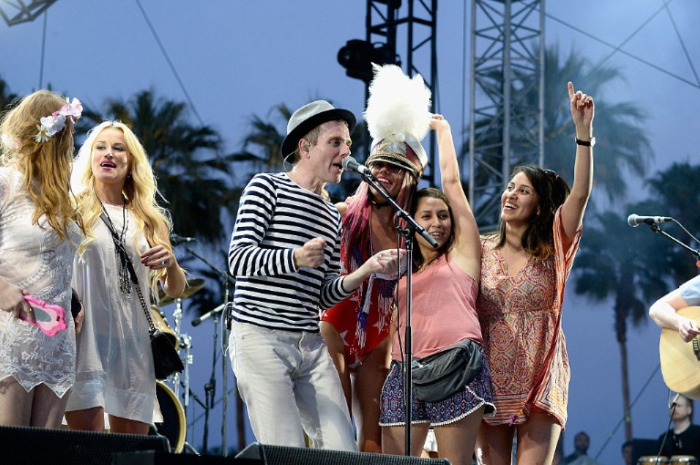 2015 Coachella Valley Music And Arts Festival - Weekend 1 - Day 2