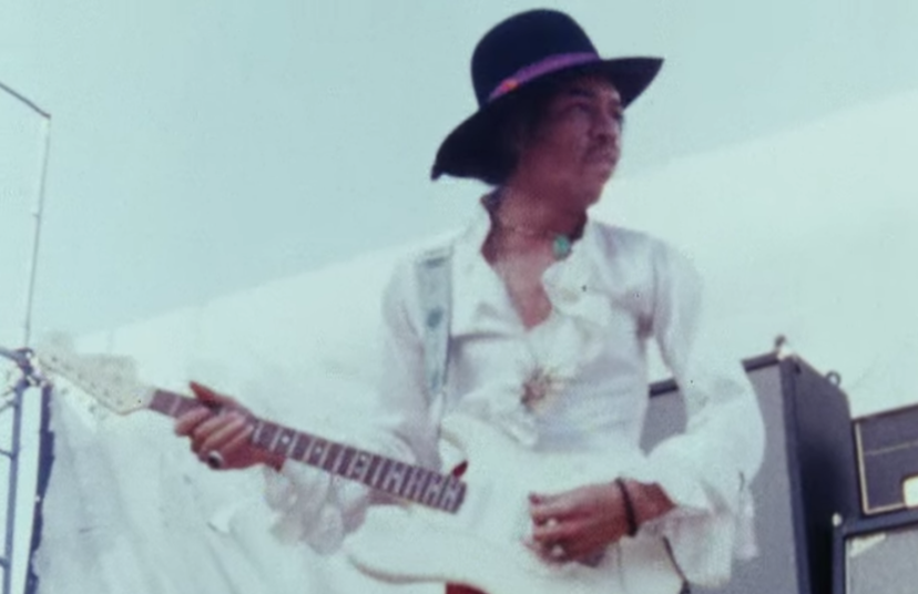 Remember When Jimi Hendrix Protested The National Anthem On A National Stage Spin