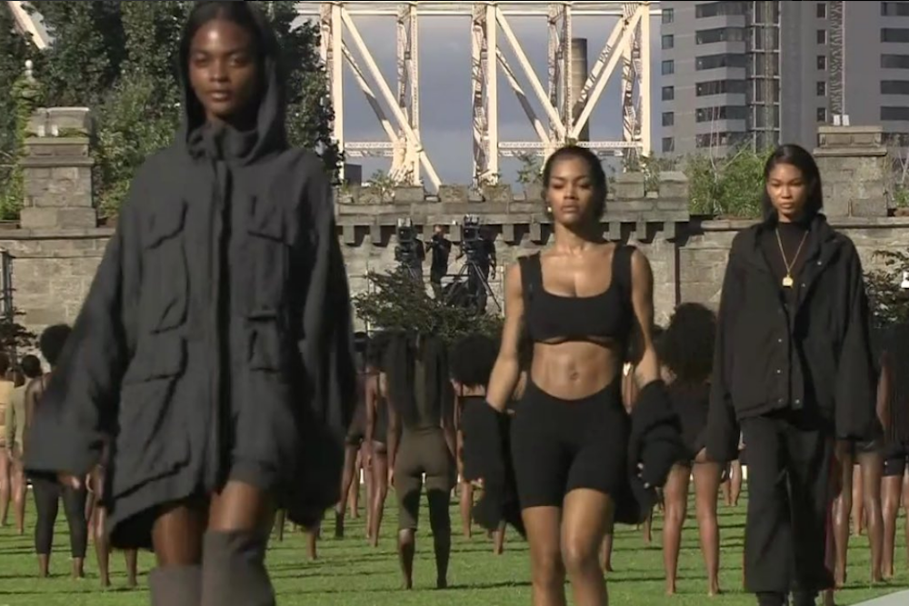 Well, the Yeezy Season 4 Show Was a Total Disaster