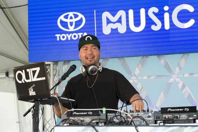 DJ Quiz