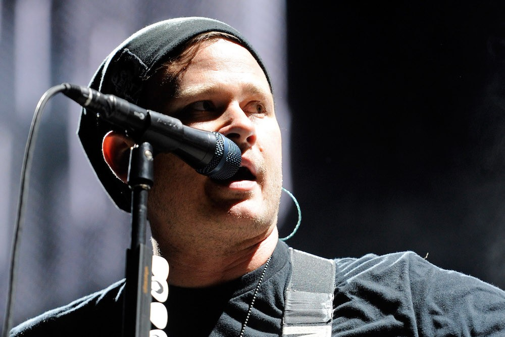 Blink-182, My Chemical Romance And Matt & Kim Perform At Red Rock Casino