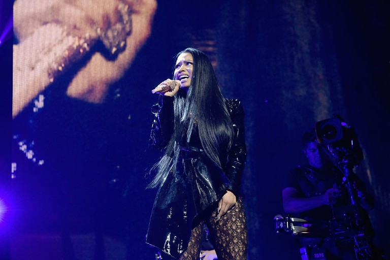 performs onstage during TIDAL X: 1015 on October 15, 2016 in New York City.
