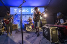 All Them Witches at Music Den Live