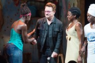 Bono Shares a Playlist of the '60 Songs That Saved My Life'