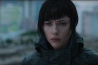 Watch Scarlett Johansson in the First Full Trailer for <em>Ghost in the Shell</em>