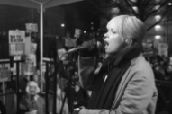 Lily Allen Releases Mark Ronson-Produced Rufus Wainwright Cover, With Video of the Women's March