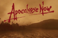 Francis Ford Coppola Is Trying to Crowdfund an <i>Apocalypse Now</i> Video Game