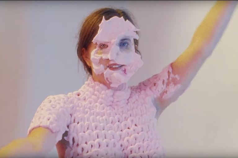 pillow person on your way video
