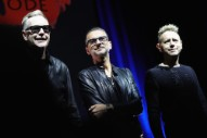 Let's Not Allow a White Nationalist to Ramble About Depeche Mode