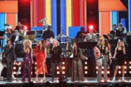 """Grammys 2017: Watch Demi Lovato Perform """"Stayin' Alive"""" in Tribute to the Bee Gees"""