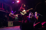 """Watch Sleater-Kinney Cover """"Fortunate Son"""" at an ACLU Benefit With Colin Meloy and Matt Cameron"""