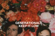 """New Music: Generationals – """"Keep It Low"""""""