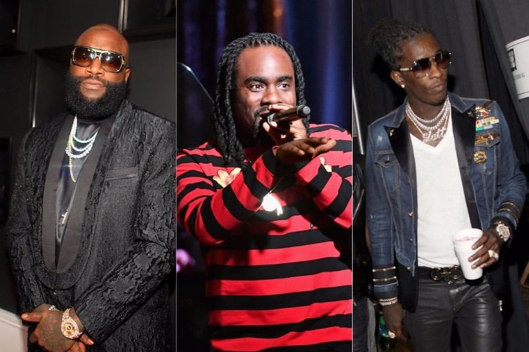 rick ross wale young thug