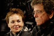 Lou Reed and Laurie Anderson Went Out in New York City Every Single Night