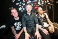 "Mastodon Talk New Album <i>Emperor of Sand</i> and What They Call ""Funderwear"""