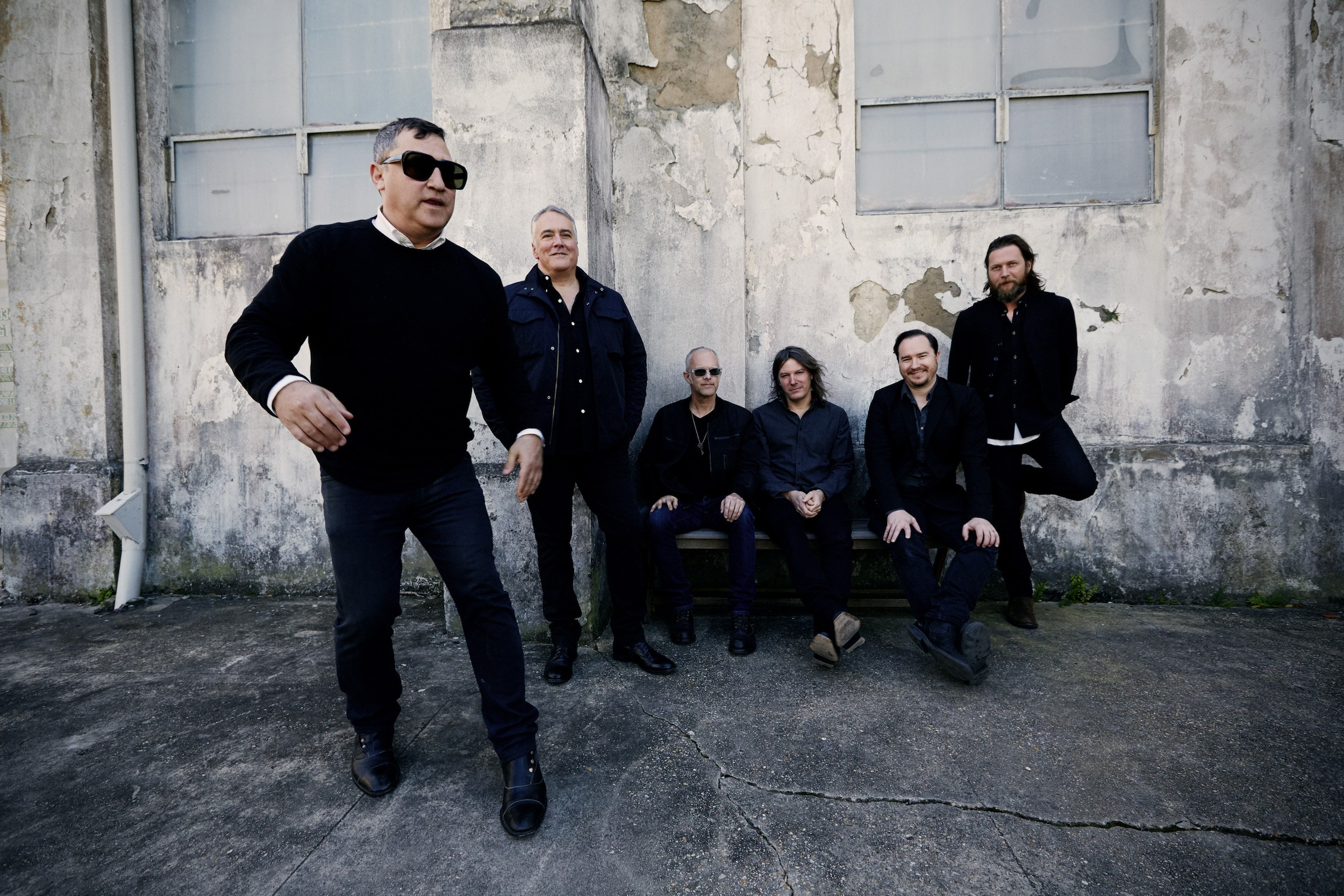 Afghan Whigs' Greg Dulli Talks New Album <i>In Spades</i> and Why He Knew Trump Was Going to Win