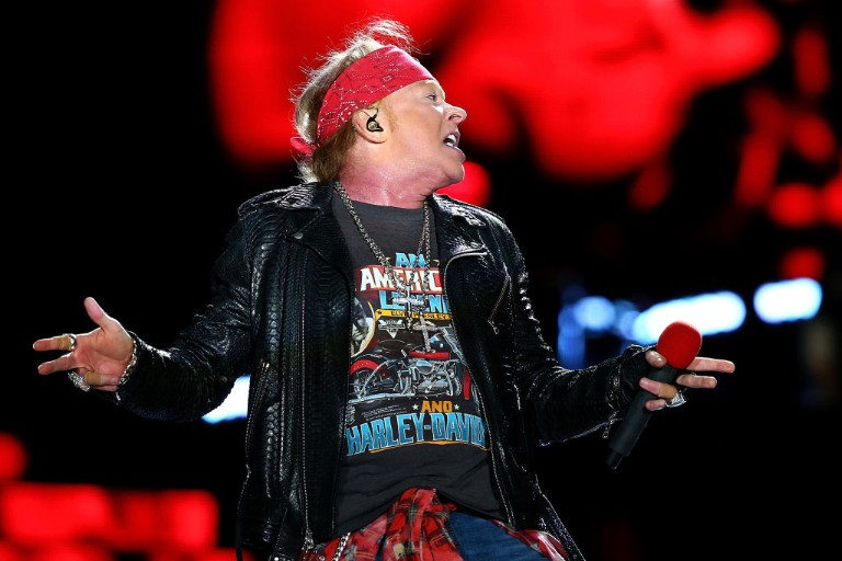 Guns 'N' Roses 'Not In This Lifetime' Tour - Perth
