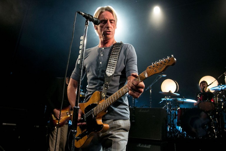 Paul Weller Performs At The Fonda Theatre