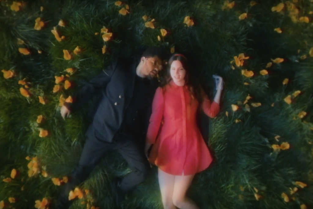 Video Lana Del Rey Lust For Life Ft The Weeknd Spin