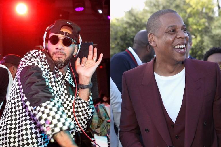 Swizz Beatz Jay Z