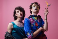 PWR BTTM's Debut Album <i>Ugly Cherries</i> Coming Back to Streaming Services