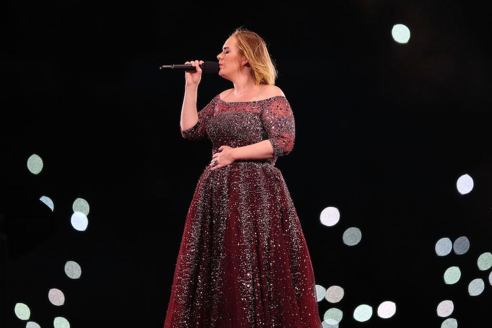 Adele Someone Like You Lyrics Spin