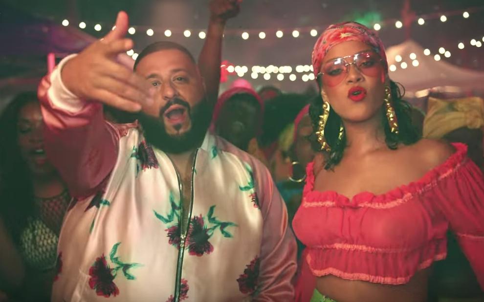 Video Dj Khaled Wild Thoughts Ft Rihanna And Bryson Tiller Spin