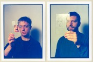 """Mount Kimbie Announce New Album <i>Love What Survives</i>, Release  """"Blue Train Lines"""""""