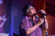 John Popper of Blues Traveler Is Obsessively Doxing a Random Guy Who Made Fun of Him on Twitter