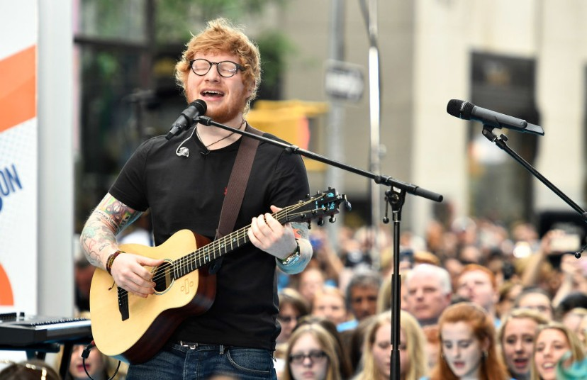 Ed Sheeran Perfect Lyrics Spin