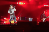 """Watch Axl Rose Sing """"Big Shot"""" and """"Highway to Hell"""" With Billy Joel"""