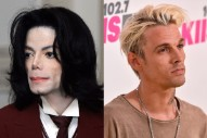 This Drawing Michael Jackson Allegedly Gave to Aaron Carter Is Really Intense