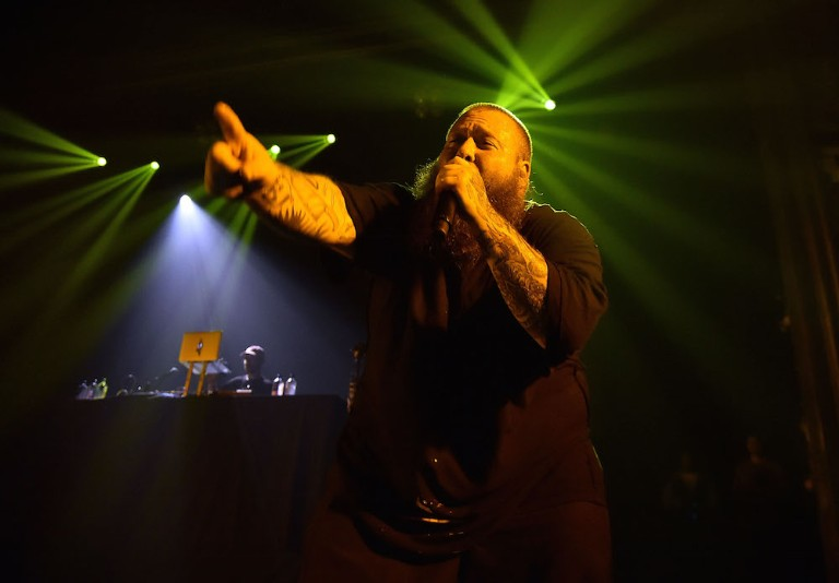 Webster Hall's 'The End of an Era' Show Featuring Action Bronson