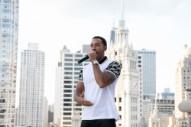 "Anti-Trump Protesters March to ""Move Bitch,"" Ludacris Approves"