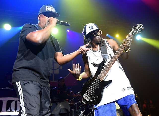 Public Enemy In Concert At The Hard Rock Joint