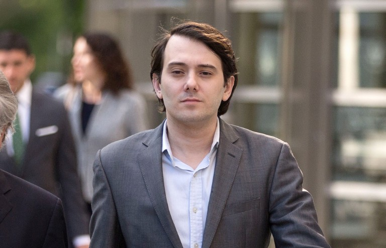 Jury Selection Begins In Martin Shkreli Securities Fraud Trial