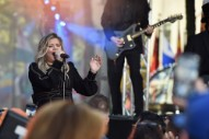 Kelly Clarkson Says She Refused a Writing Credit Because She Didn't Want Her Name Next to Dr. Luke's
