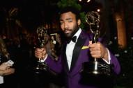 Emmys 2017: Donald Glover, Riz Ahmed, <i>Big Little Lies</i> and <i>Black Mirror</i> Win Big