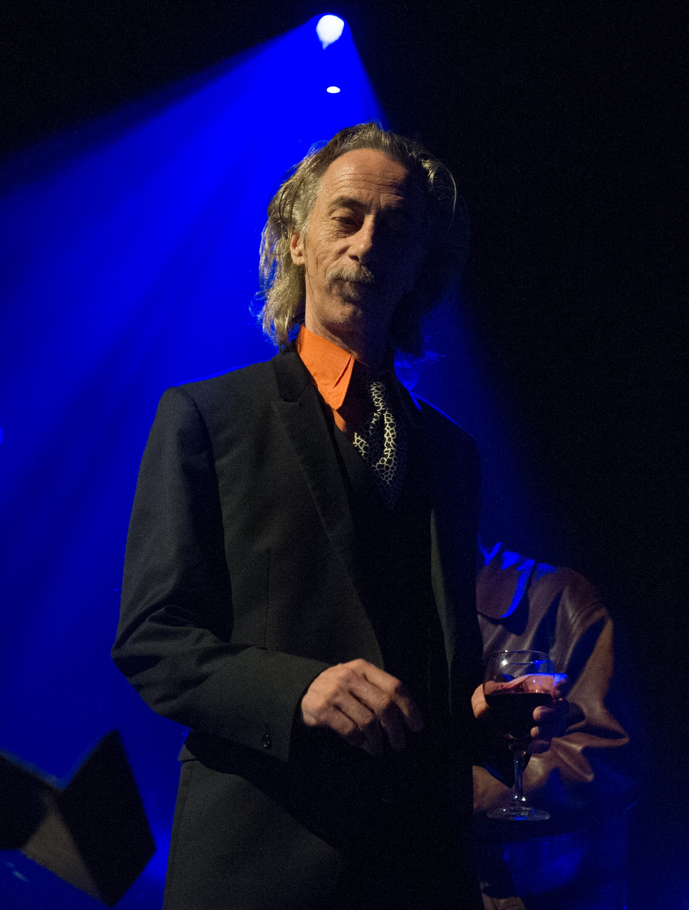 Nick Cave & The Bad Seeds Perform At The Fonda Theatre