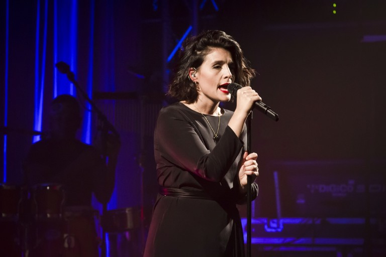 Jessie Ware Performs In Berlin