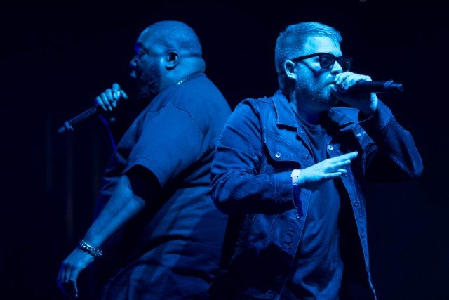 Run The Jewels Perform at FYF Fest 2017