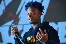 21 Savage In Concert - Atlanta Georgia
