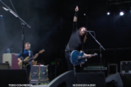 "Foo Fighters Cover ""Let There Be Rock"" in Honor of AC/DC's Malcolm Young"