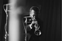 Miles Davis In Paris, France In 1964 -
