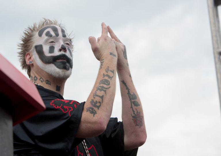 Insane Clown Posse Fans, Or Juggalos, Protest FBI Gang Designation